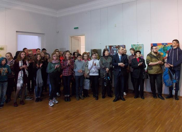Витебск, выставка, музей