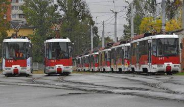 Пока неизвестно, когда именно подорожает проезд в общественном транспорте Витебска. Фото Светланы Васильевой
