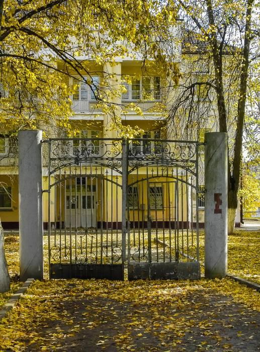 Таинственный Витебск. Ворота, которые никуда не ведут