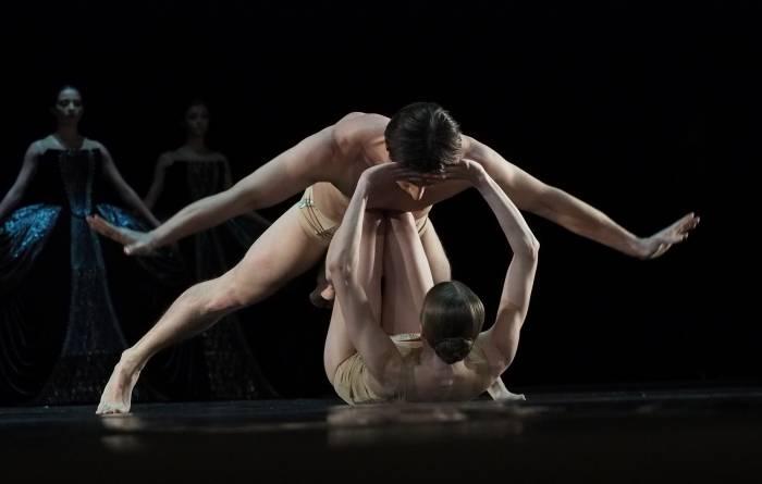 Артисты Национального академического Большого театра оперы и балета РБ на IFMC-2016. Фото Светланы Васильевой