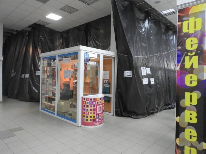До Нового года в ТЦ «Европа» откроется продовольственный магазин. Фото Светланы Васильевой