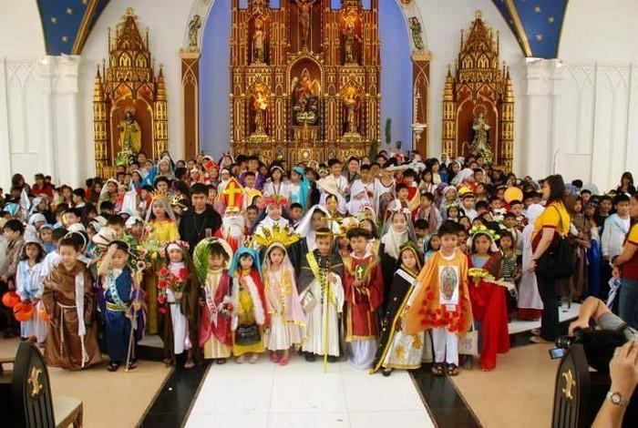 католичество, Хэллоуин, Корженевский