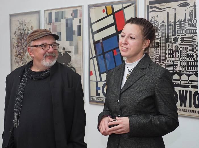 Ришард Кая и Ирина Воронова. Фото Светланы Васильевой