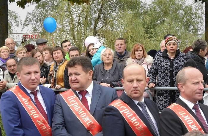 Победители и зрители. Фото Светланы Васильевой