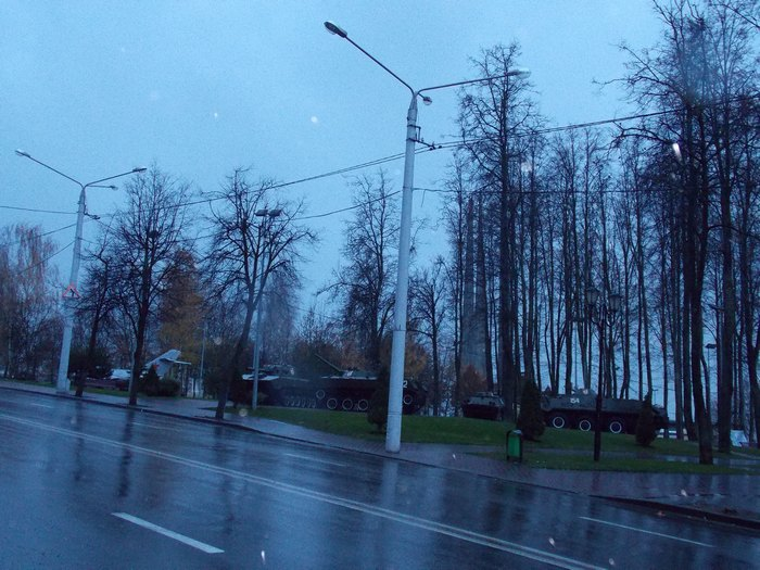 Витебск, парк