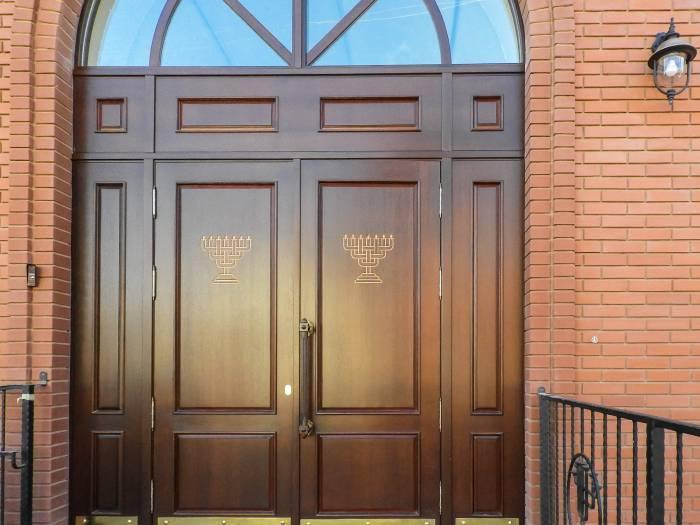 Двери синагоги будут открыты для всех. Фото Светланы Васильевой