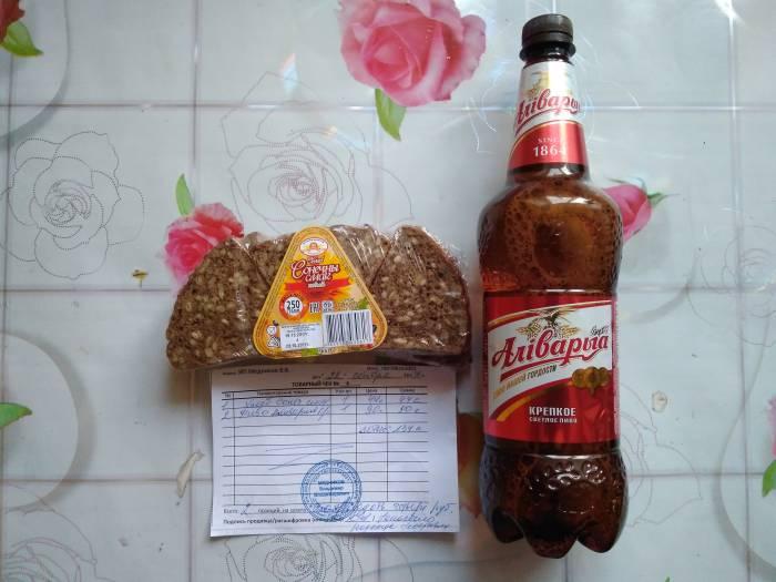 Аливария и витебский хлеб. Фото диакона Антония Богоявленского