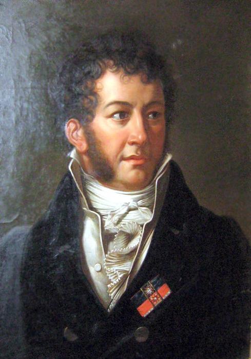 Портрет Огинского (Ф.-К. Фабр, 1808 г.). Фото ru.wikipedia.org