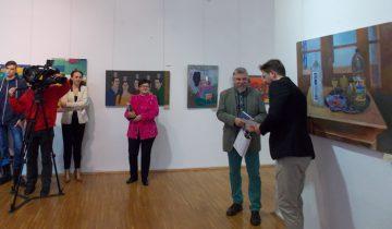 живопись, выставка, Витебск, Цыбульский, Акуневич