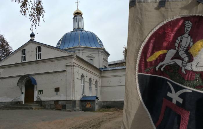 Казанская церковь Маркова монастыря. Фото Игоря Куржалова