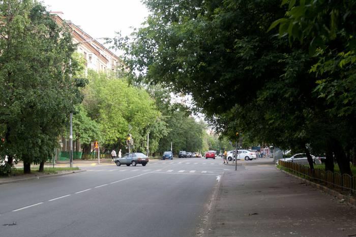 Москва, Петровско-Разумовскій проезд. Фото ru.wikipedia.org