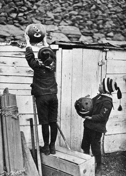 Хэллоуин, традиция, волшебство, Корженевский