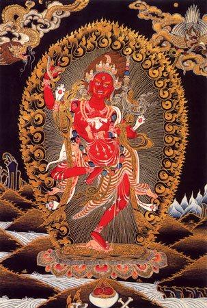 буддизм, Ваджраварахи, Корженевский
