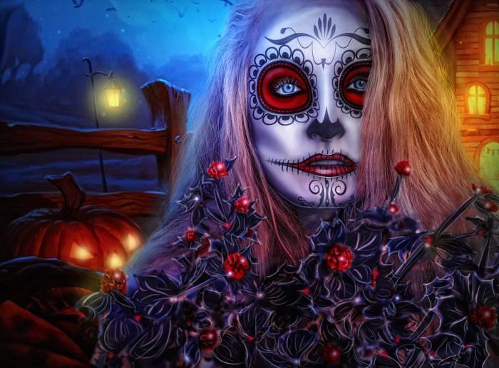 Хеллоуин. CC0