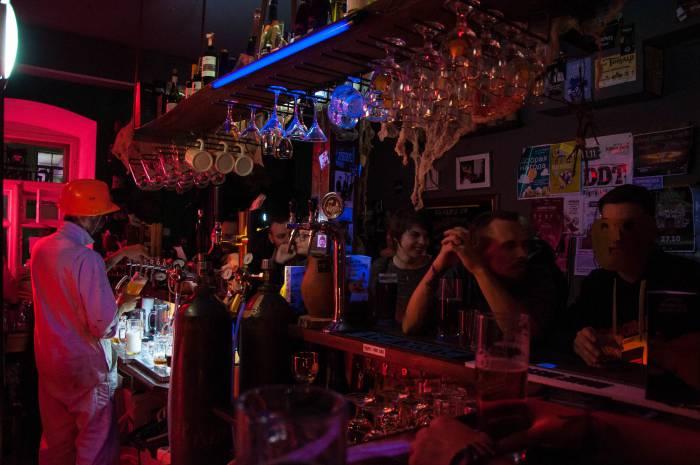 На баре. Фото Анастасии Вереск