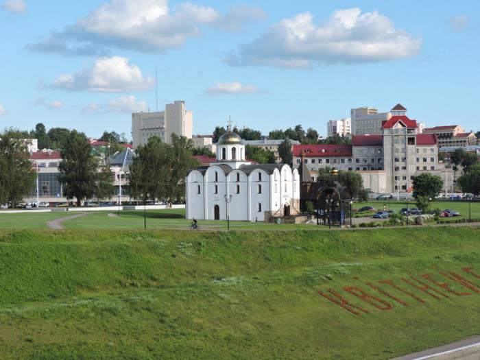 нижний замок, благовещенская церковь