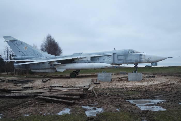 самолет в Кировском