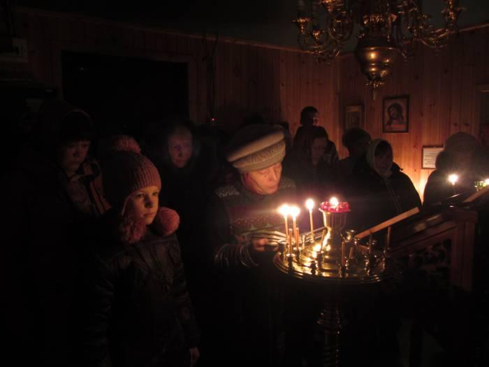 Молитва юного сердца. Фото диак. Антония Богоявленского