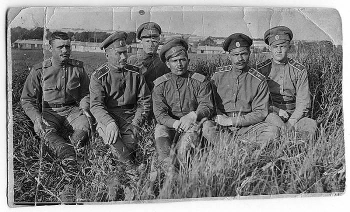 Без срока давности: скорбный список героев Витебского края первой мировой войны