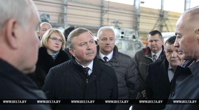 Премьер-министр Кобяков