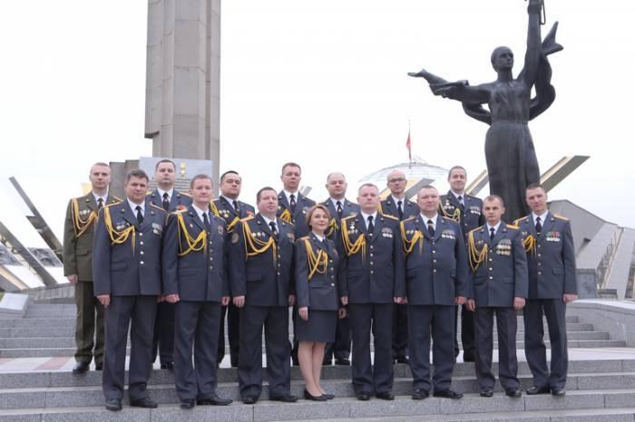 музей ВОВ Минск милиция