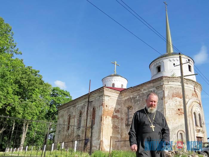 островно церковь