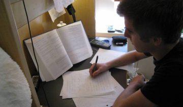 студент экзамен