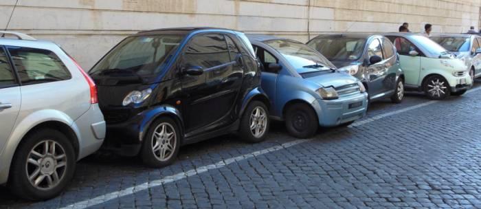Особенности национальной парковки. Витебск- Италия.