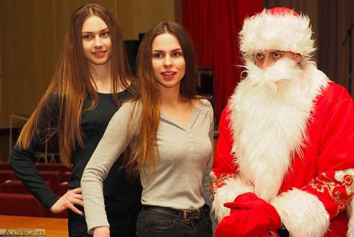 8 претенденток на корону «Мисс Беларусь» отобрали в Витебске