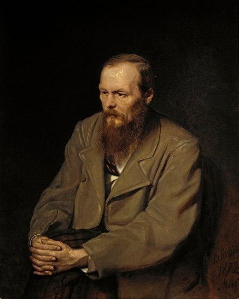 Перов, Достоевский, Корженевский
