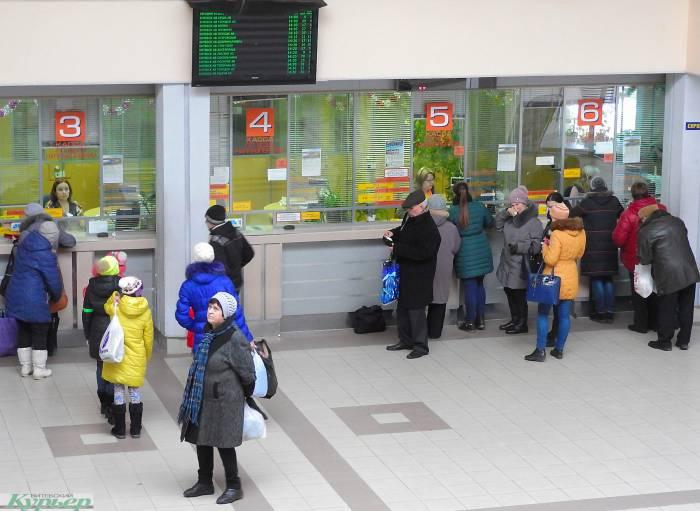 Как будет работать общественный транспорт в новогодние праздники в Витебске