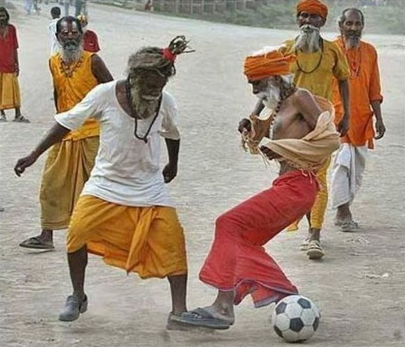 Индия, футбол, Корженевский, сиддхи