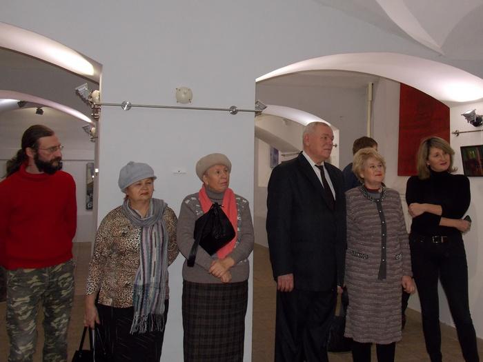 Щурок, Витебск, выставка, живопись