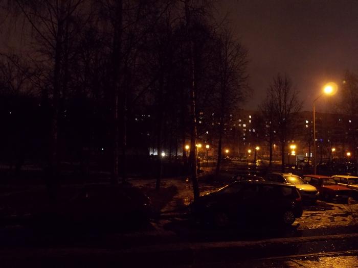 Витебск, двор