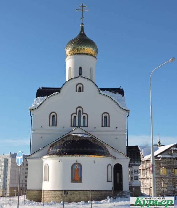храм, билево, Матрона Московская