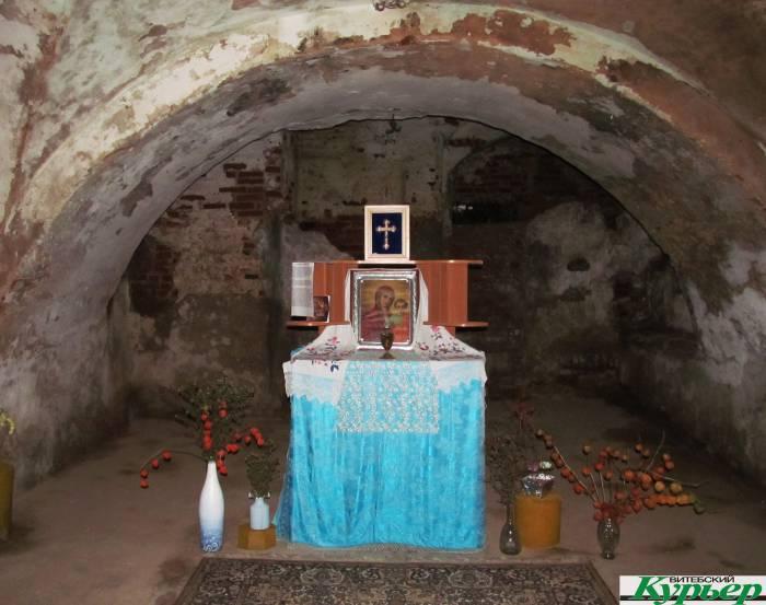 окровский монастырь в орше