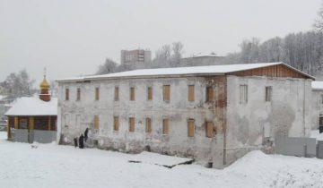 Бывший Базилианский монастырь в Орше