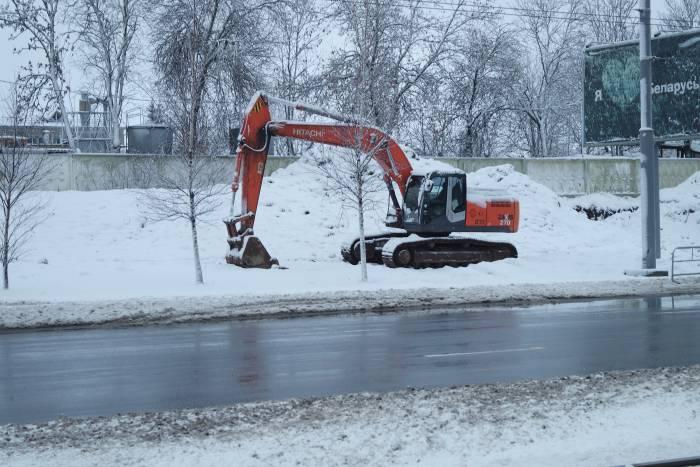 дорога строителей билево переход