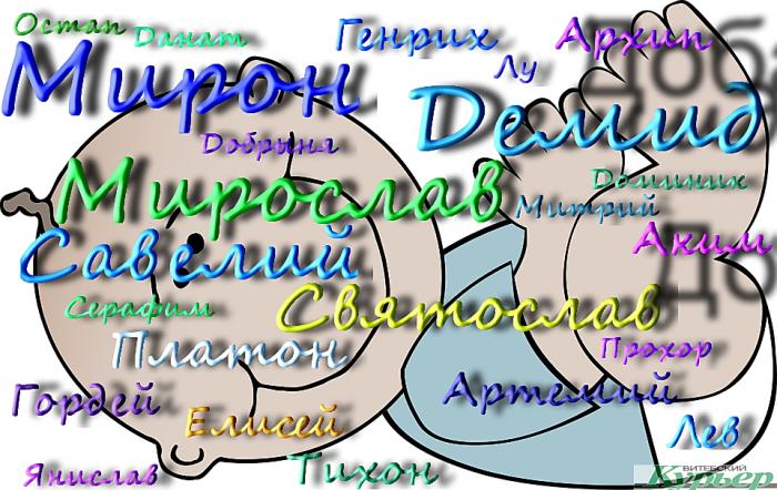 Топ-10 самых распространенных и редких имен в Витебске. Как вам Лу и Моника?