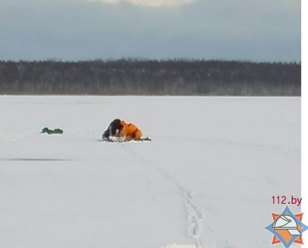 докшицы рыбаки