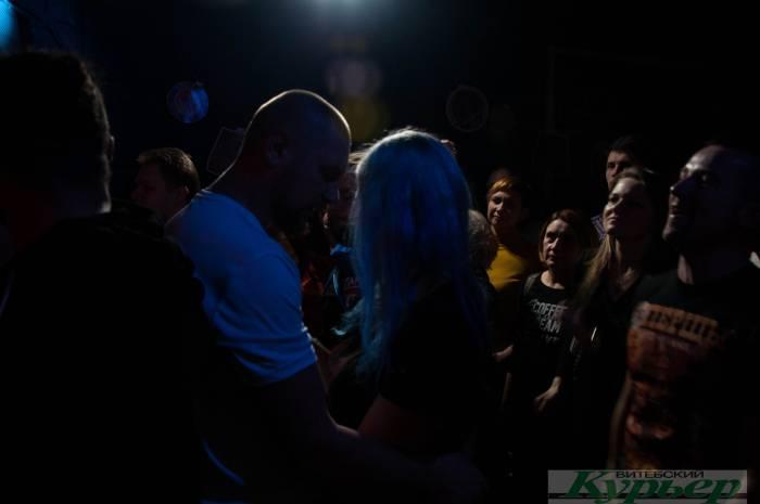 Последний концерт Александра Куллинковича в Витебске. Помним, любим, скорбим
