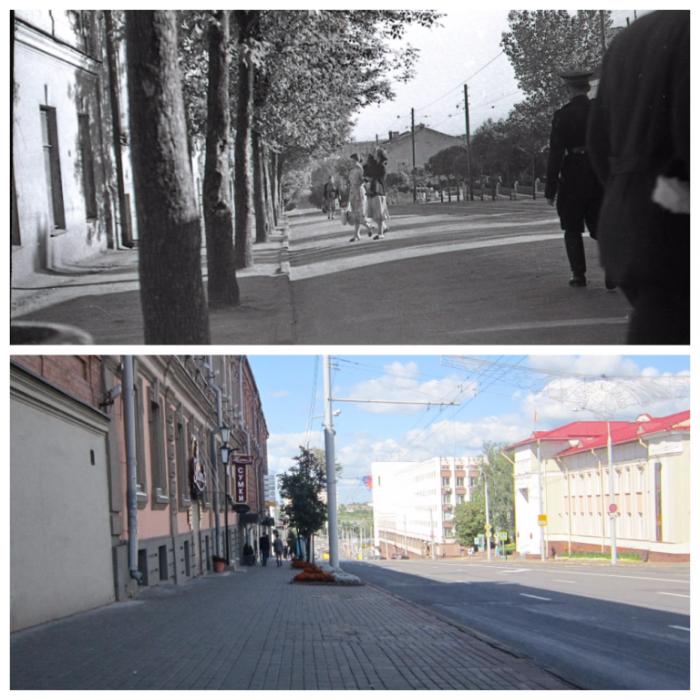 фотографии, Витебск, сравнения. Борисенков. Дурихин