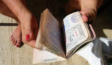 паспорт визы