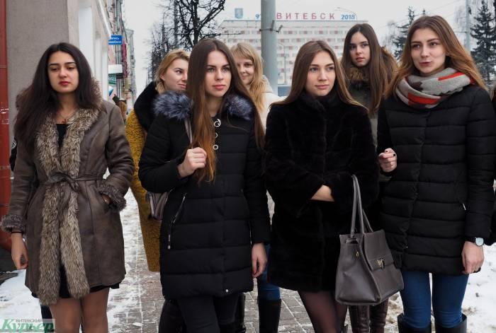 В воскресенье в Витебске выбрали 19 претенденток на звание «Мисс Беларусь-2018»