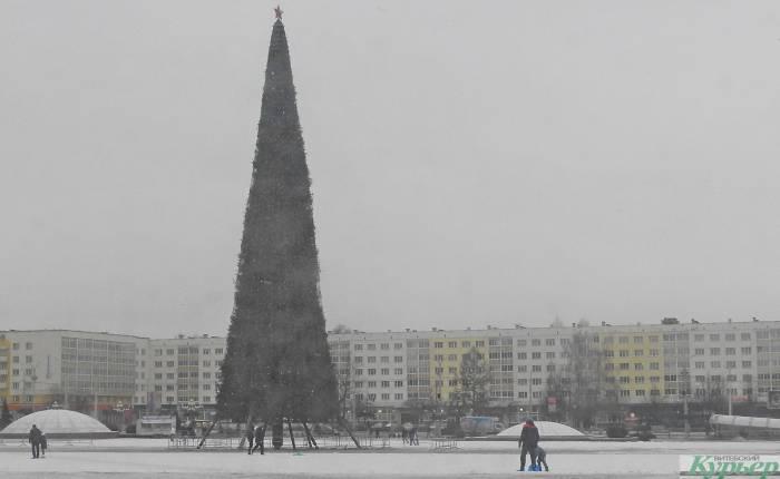 Зима приходит, а праздник от нас уходит
