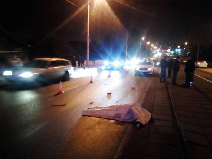 Расследуется уголовное дело о наезде на пешехода на улице Зеленогурской в Витебске