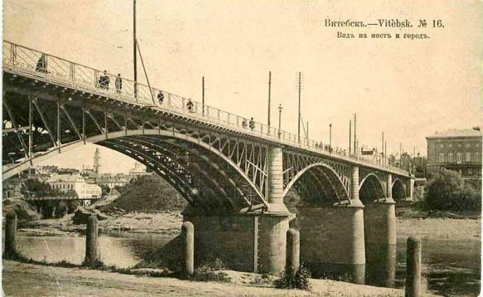 «Мост для нас – это рай»: 5 интересных фактов про Двинский мост в Витебске
