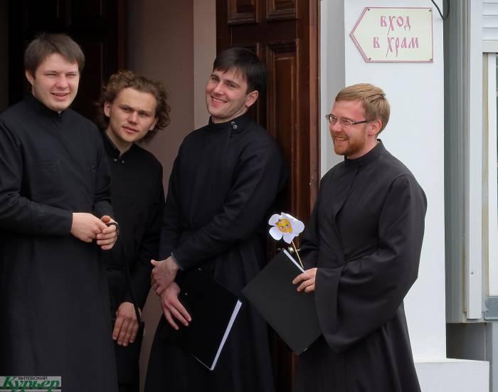 Как становятся священниками в Витебске