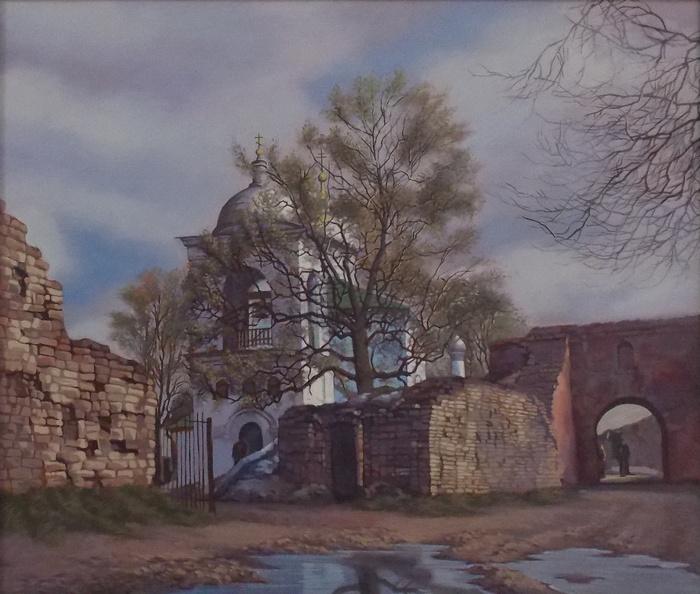 Лалыко, храм, православие, разорение, возвышенное, живопись, Корженевский
