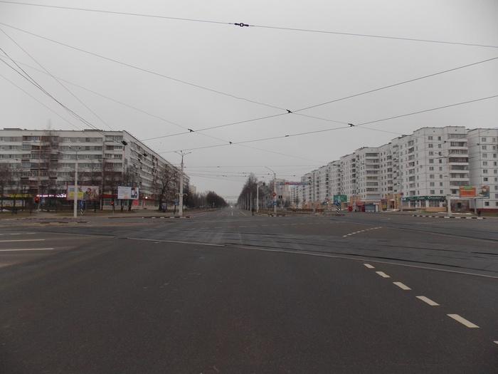 Витебск, проспект